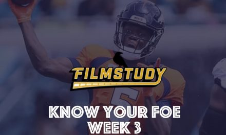 Know Your Foe – Denver Broncos – Week 3 – 2021