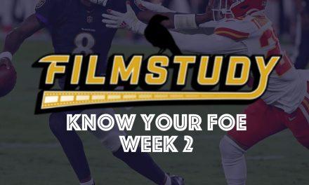 Know Your Foe – Kansas City Chiefs – Week 2 – 2021