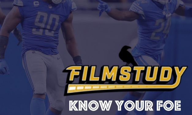Know Your Foe Lions 2021