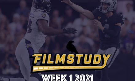 Defense Review – Week 1 – 2021
