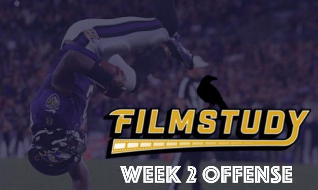 Offense Review – Week 2 – 2021
