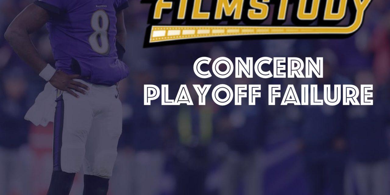 2021 Concern : Playoff Failure