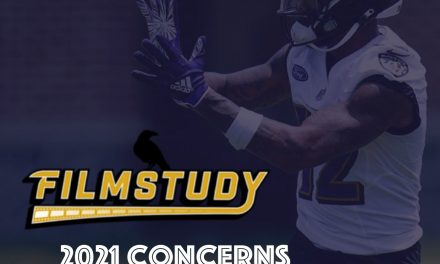 2021 Concerns: Deep Passing Game