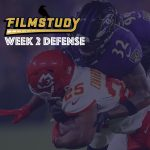 Defensive Review – Week 2 – 2021