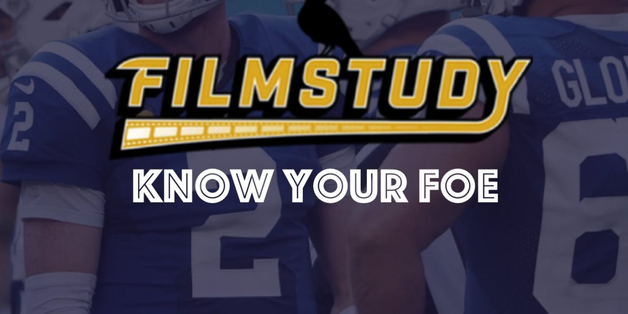 Know Your Foe – Indianapolis Colts- Week 5 – 2021