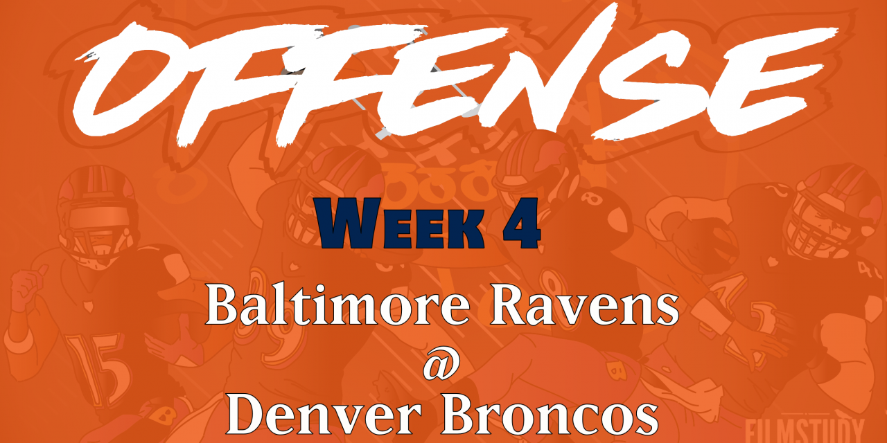 Offense Review – Week 4 – 2021
