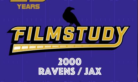 25 Years – 2000 Ravens / Jax