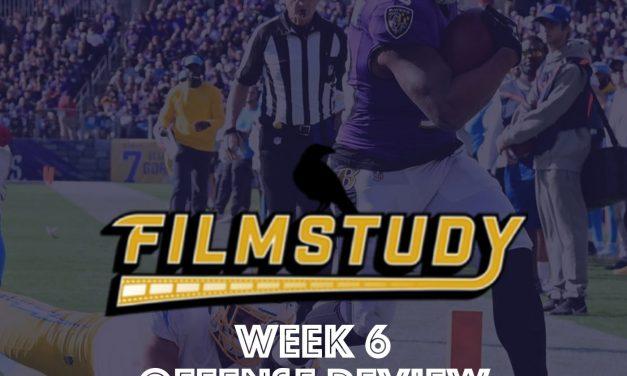 Offense Review – Week 6 – 2021