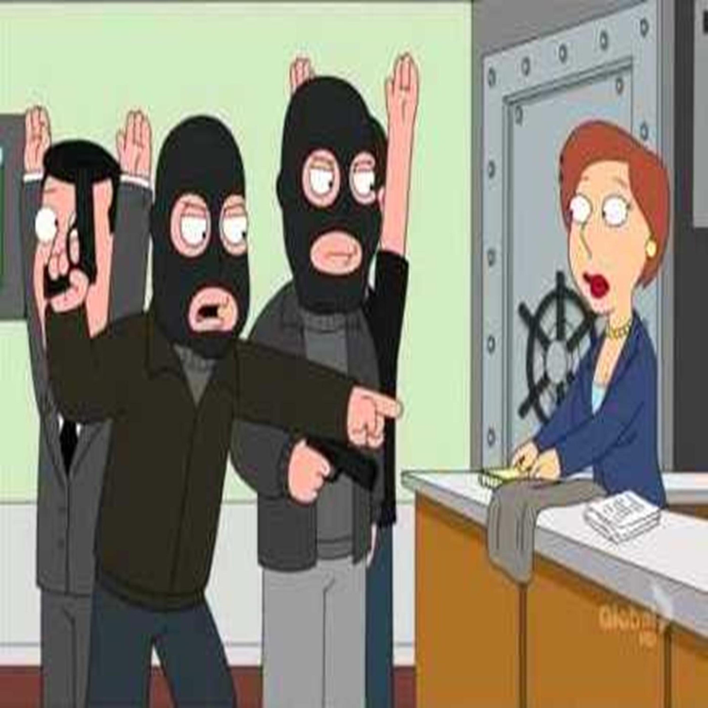 Pod 264 : Bank Robbers