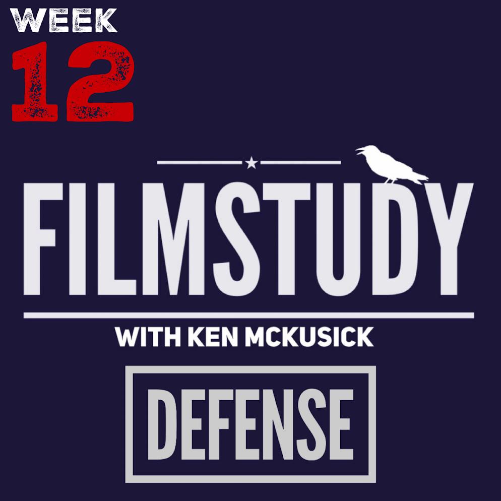 Week 12 Defense