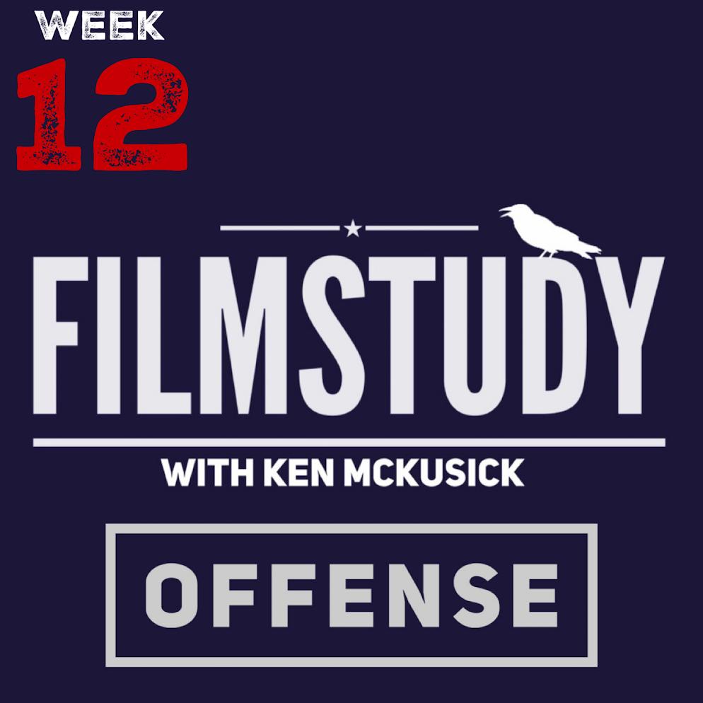 Week 12 Offense Review