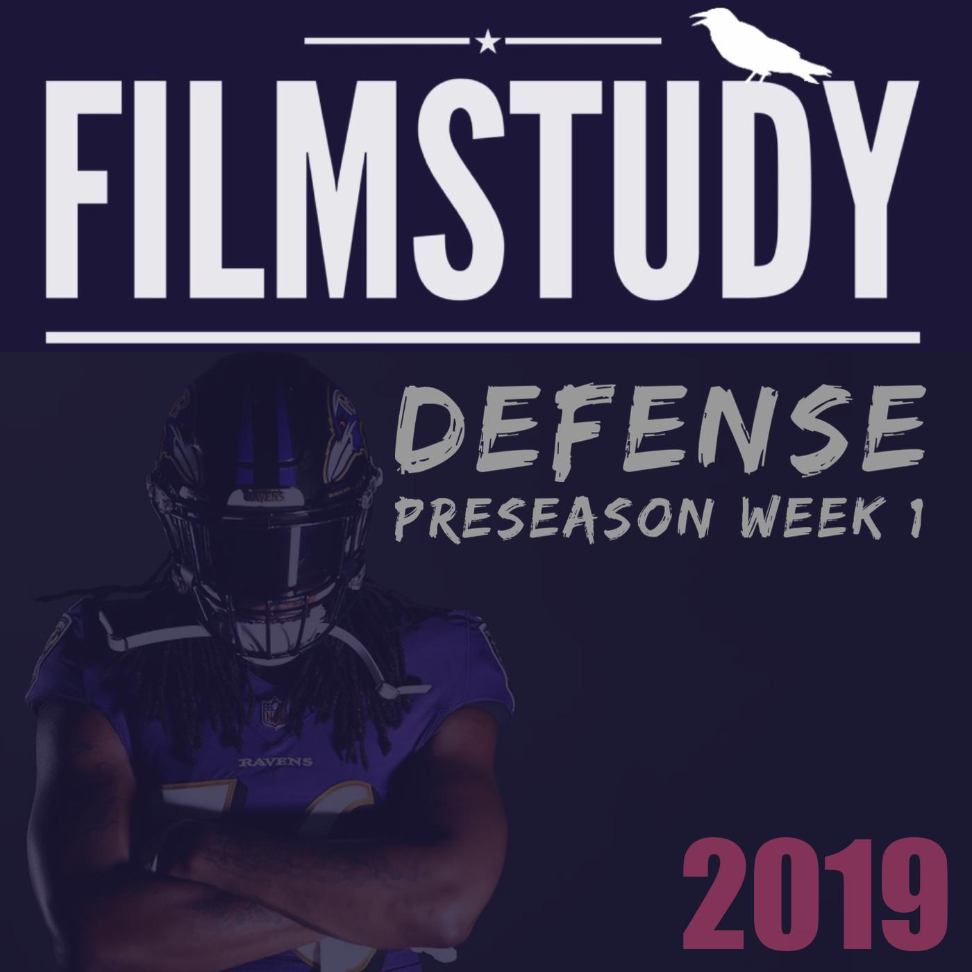 Podcast : Defense Preseason Week 1