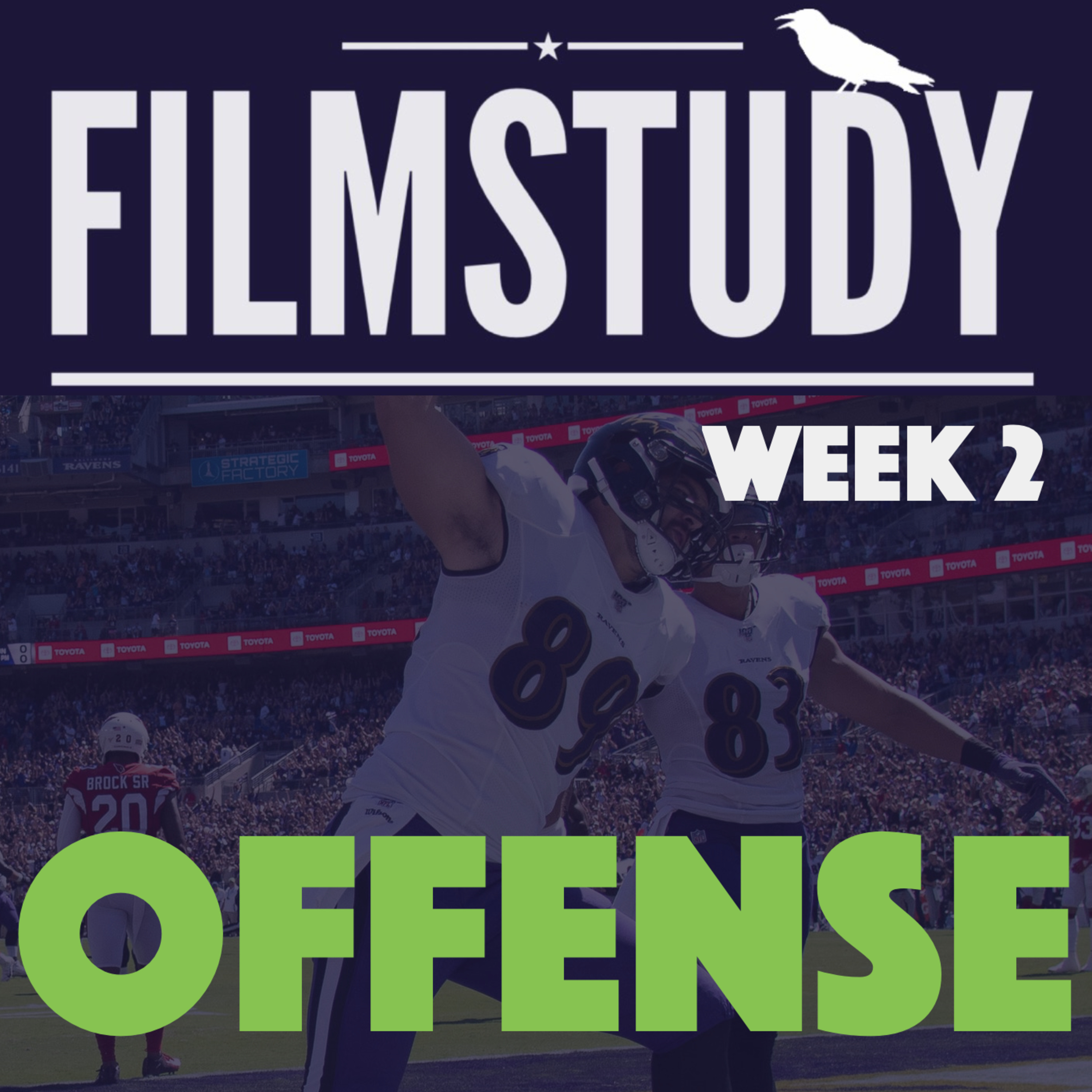 Offense Review : Week 2 Cardinals @ Ravens