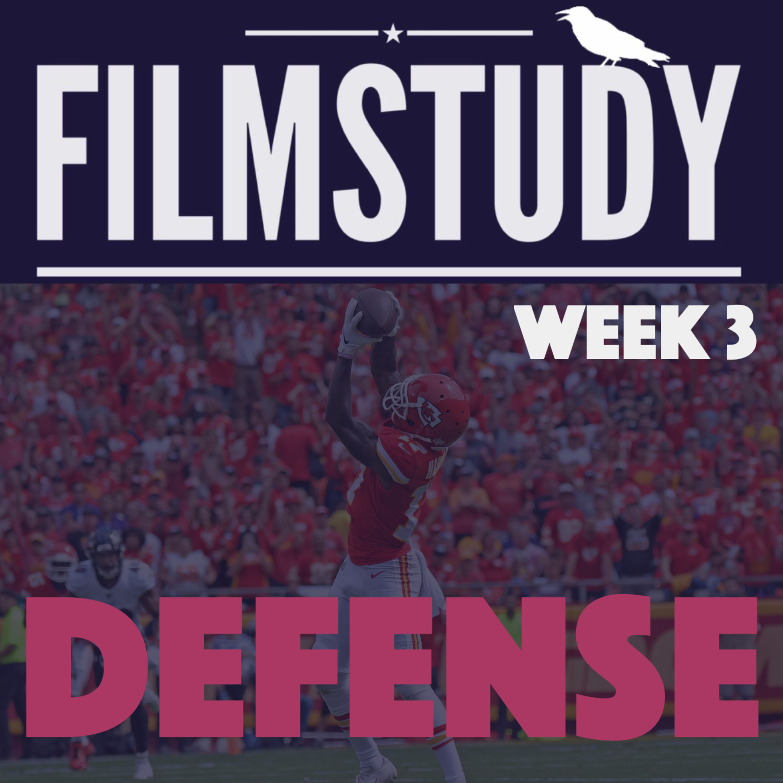 Defense Review Week 3 – Ravens @ Chiefs