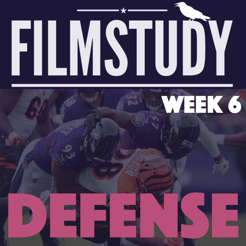 Defense Notes : Bengals @ Ravens Week 6