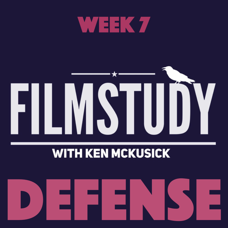 Defense Notes : Ravens @ Seahawks Week 7