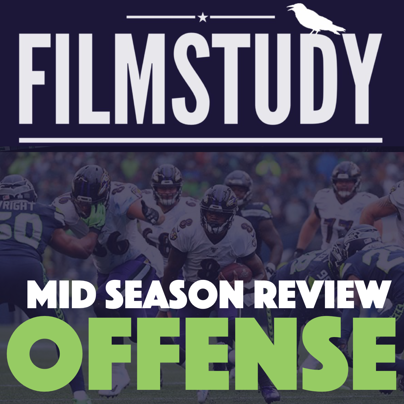 Offense Notes : Bye Week Review