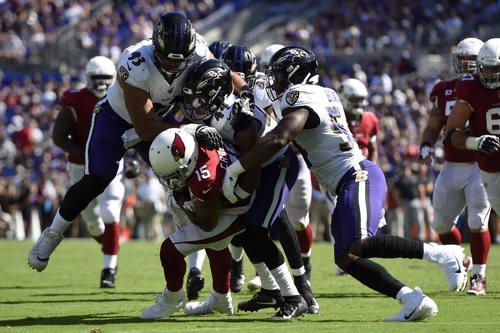 Defense Notes : Ravens vs Cardinals