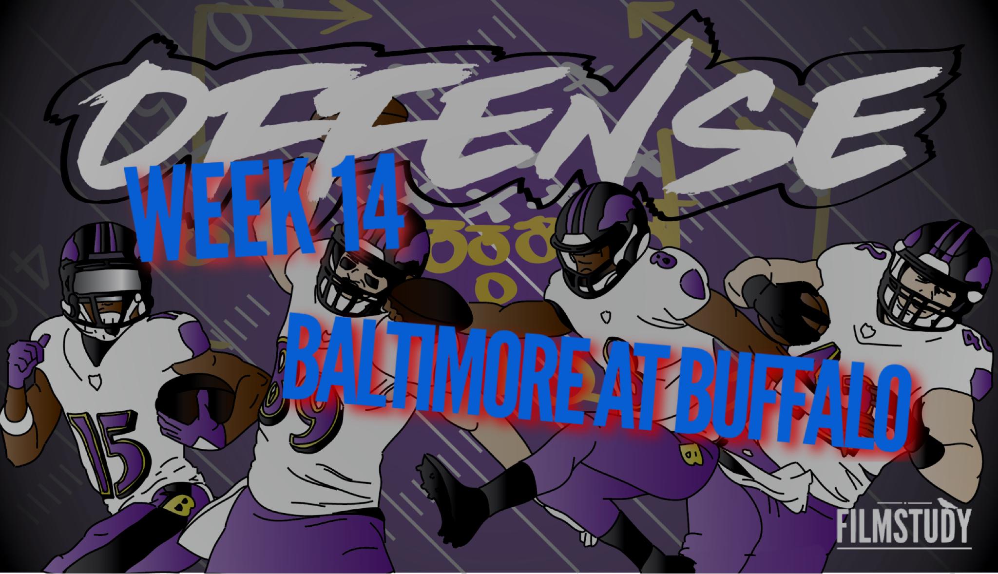 Offensive Line Scoring at Bills 12/8/19