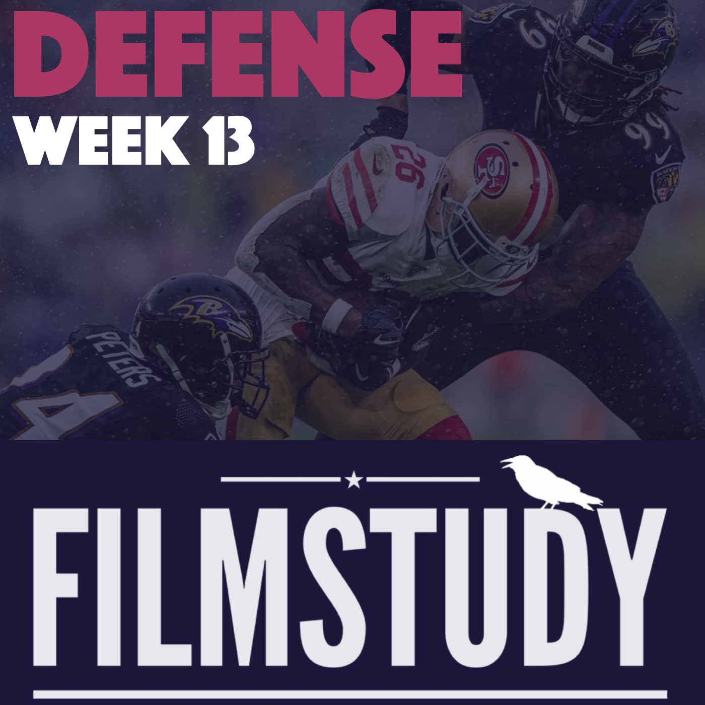 Defense Notes – Week 13 – 49ers @ Ravens