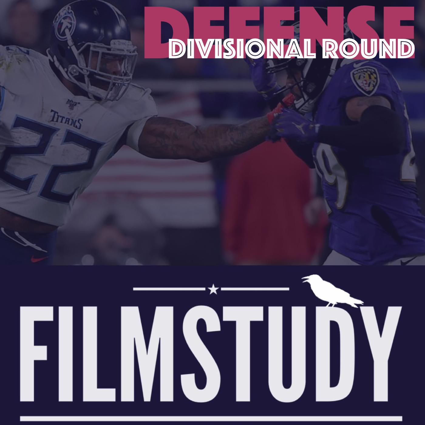 Defense – Divisional Round – Titans at Ravens