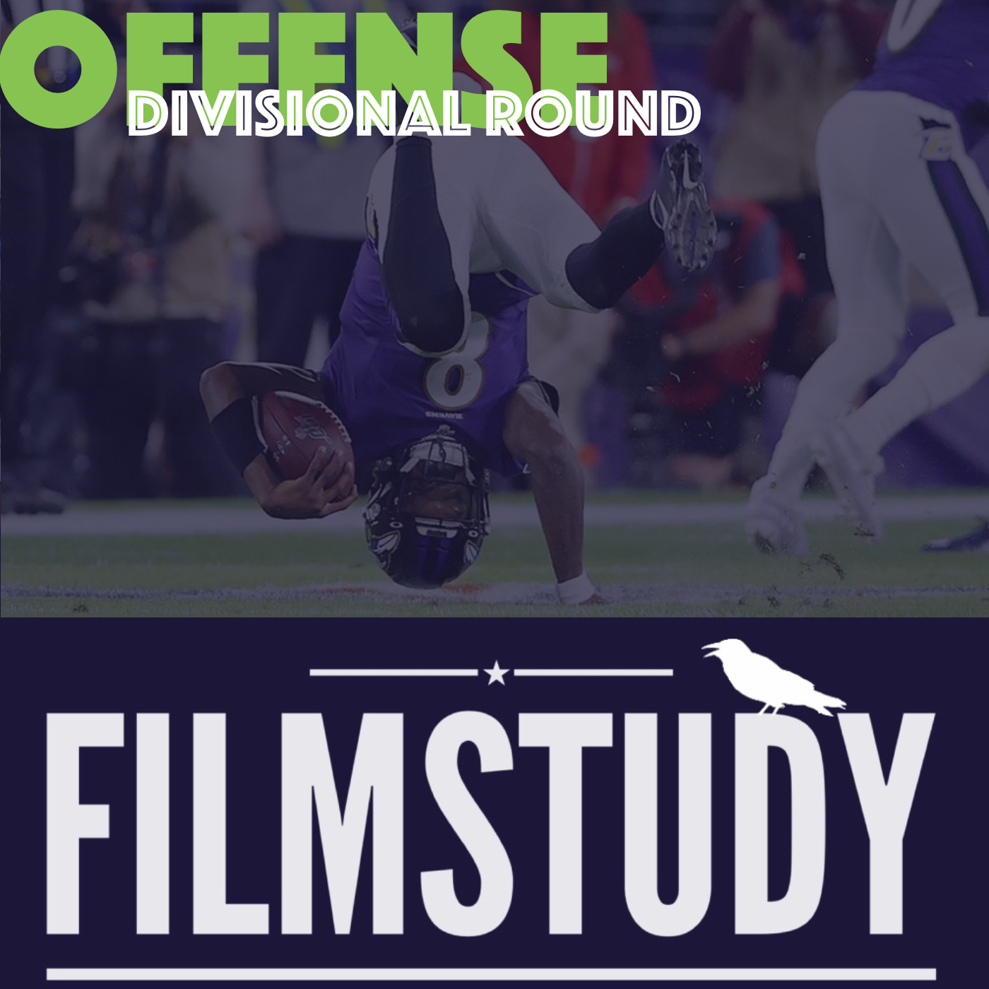 Offense – Divisional Round – Titans at Ravens