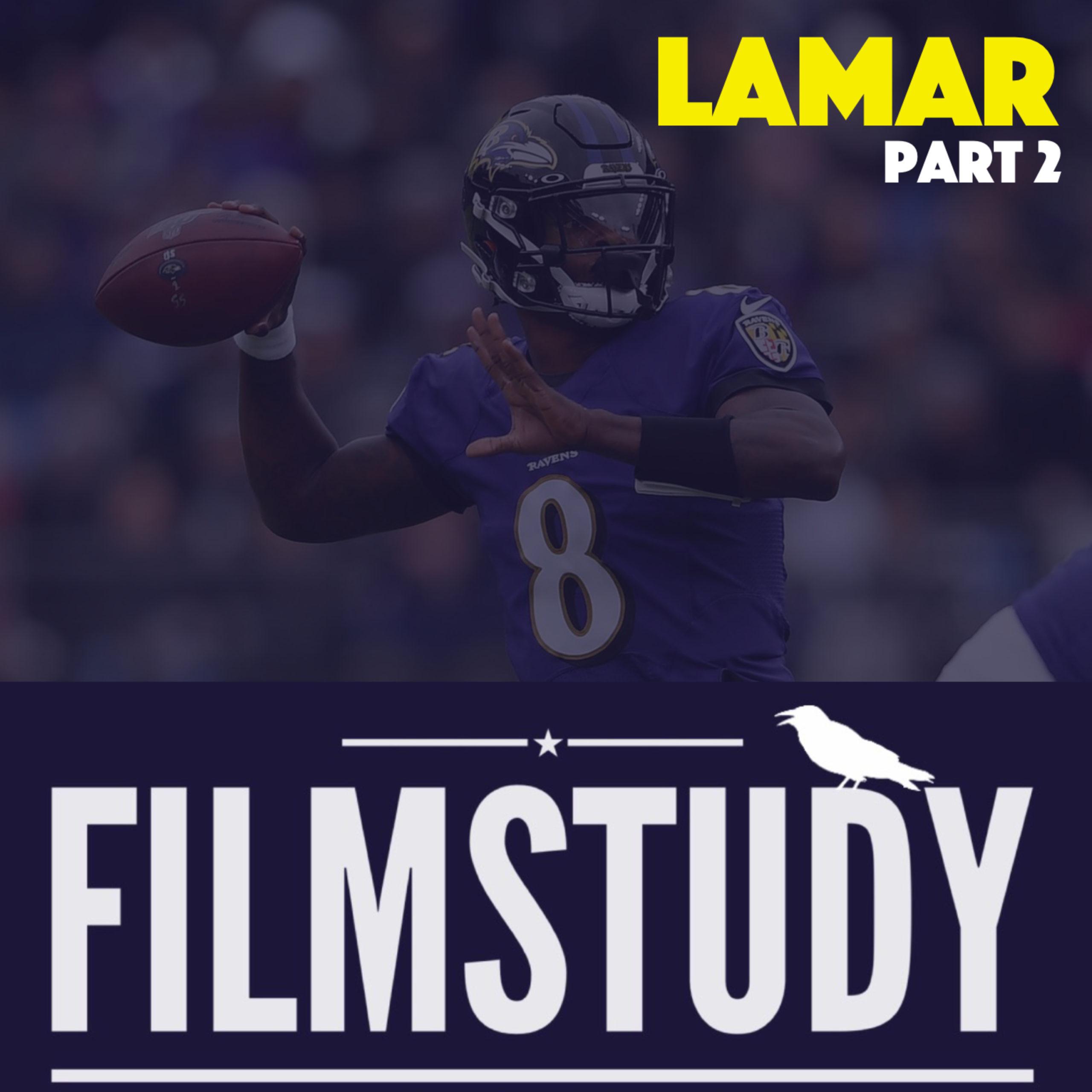 Positional Review : Lamar Jackson – part 2