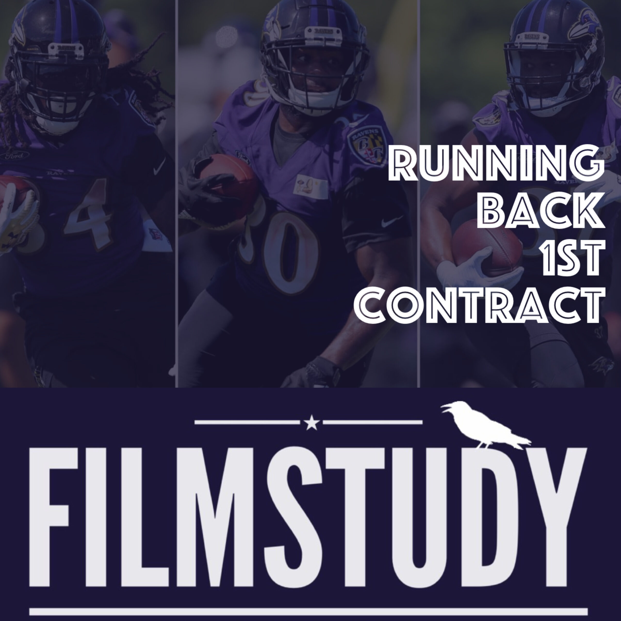 Running Backs First Contract