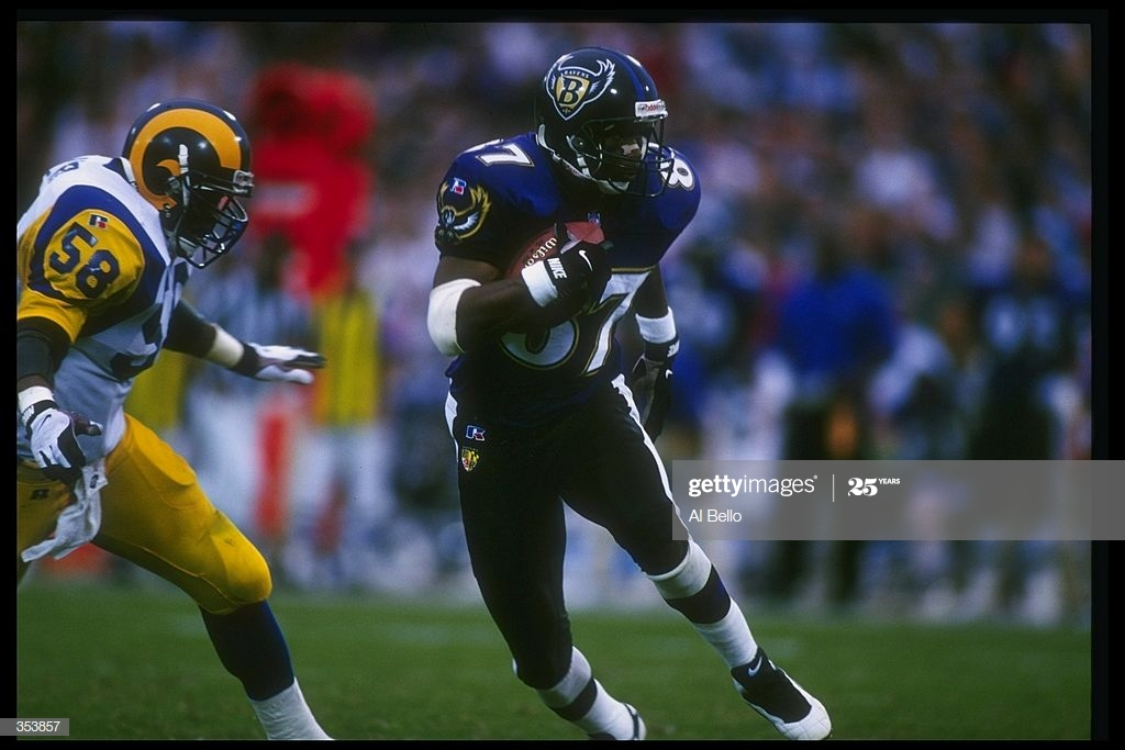 Forgotten Classic: 10/27/96 vs Rams