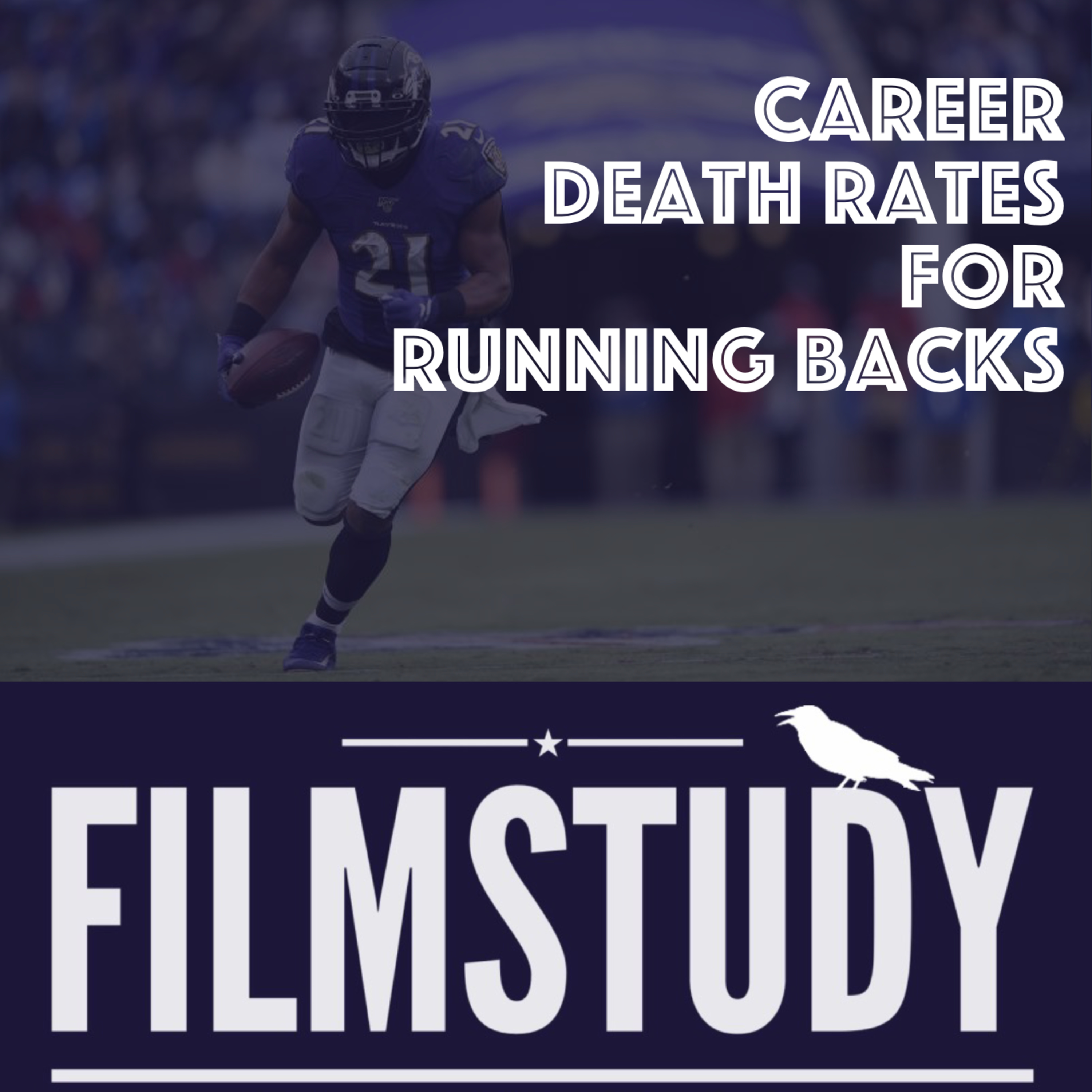 Career Death Rates for Running Backs