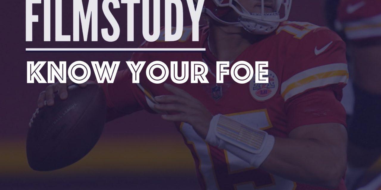 Know Your Foe : Kansas City Chiefs