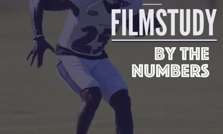 By The Numbers – Week 2