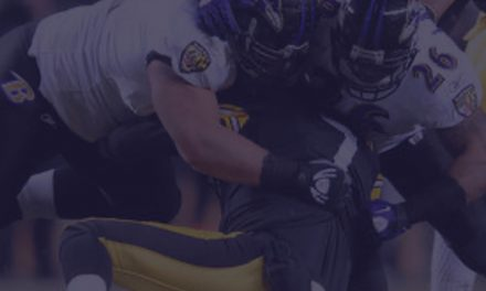 By The Numbers – Steelers Ravens Rivalry