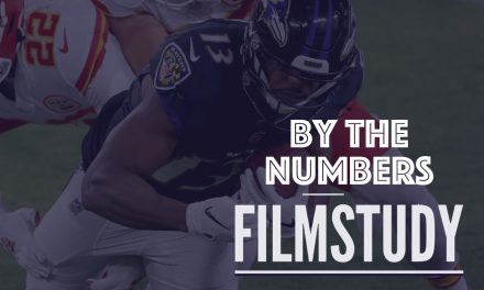 By The Numbers – Week 3