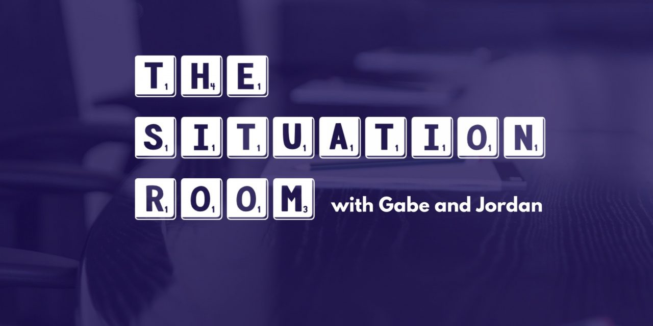Week 5 – The Situation Room
