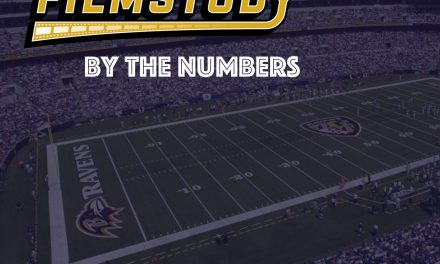 By The Numbers Bye Week Monday