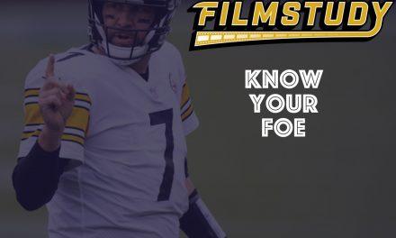 Know Your Foe : Steelers Week 8 2020