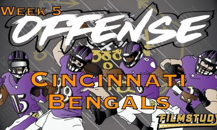 Offense Line Scoring Week 5 Cincinnati Bengals @ Baltimore Ravens