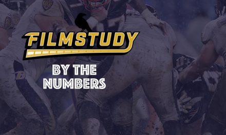 By The Numbers Week 11