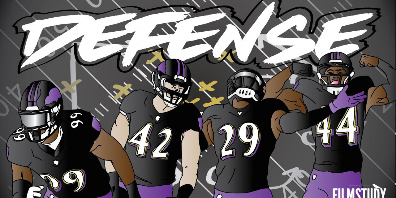Defensive Notes Week 9 Baltimore Ravens @ Indianapolis Colts