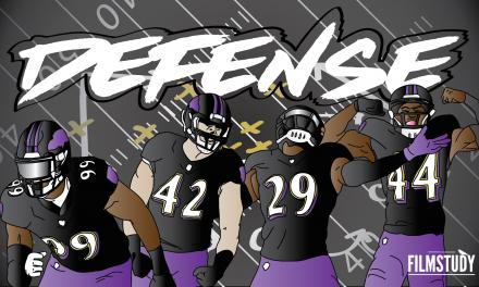 Defensive Notes Week 12 Baltimore Ravens @ Pittsburgh Steelers