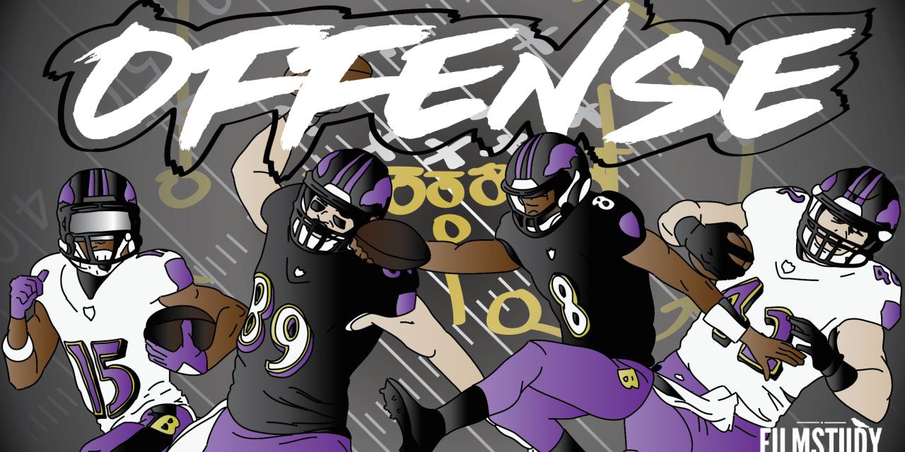 Offense Line Scoring Week9 Baltimore Ravens @ Indianapolis Colts