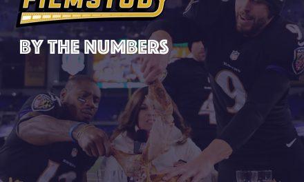 By The Numbers Week 12