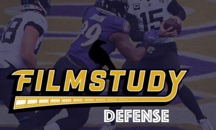 Defensive Notes : Week 15 Jacksonville Jaguars @ Baltimore Ravens
