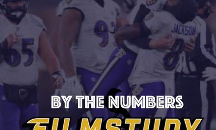 By The Numbers : Week 15