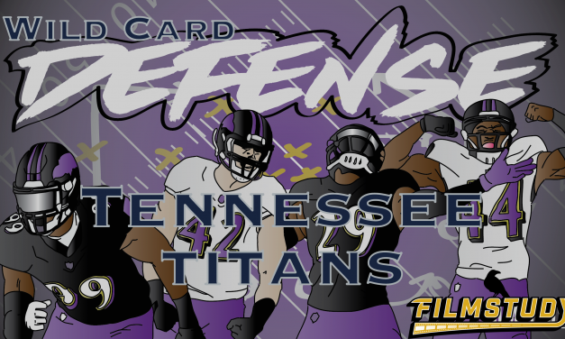 Defensive Notes AFC Wild Card Baltimore Ravens @ Tennessee Titans