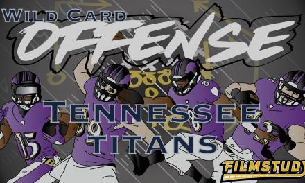 Offense Line Scoring AFC Wild Card Baltimore Ravens @ Tennessee Titans