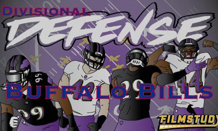 Defensive Notes Divisional Round Baltimore Ravens @ Buffalo Bills