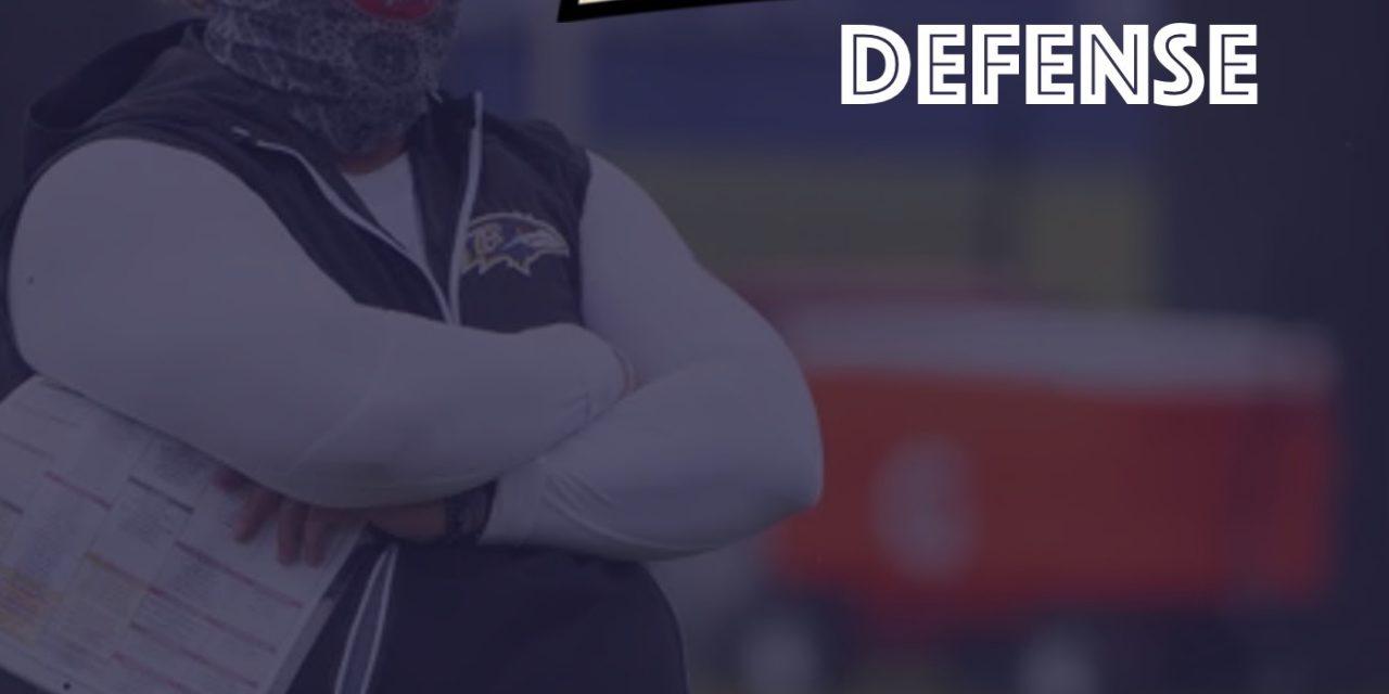Defensive Notes : AFC Divisional Round Baltimore Ravens @ Buffalo Bills