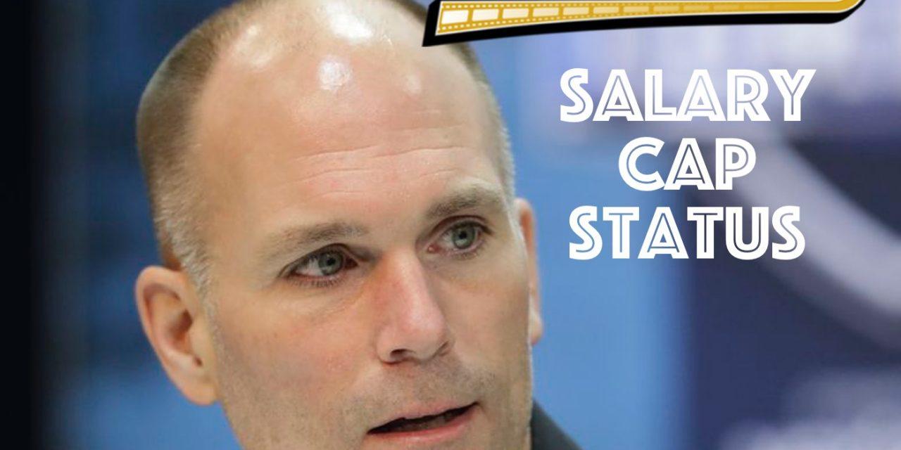 Salary Cap Status Walkthrough